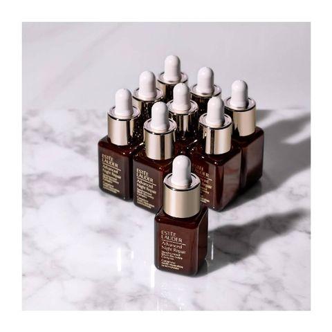 estee lauder   advanced   night repair   antioxidant bescherming   verstevigs   vermindert porien