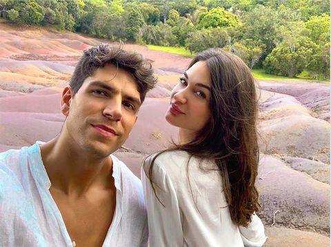 Estela y Diego viaje