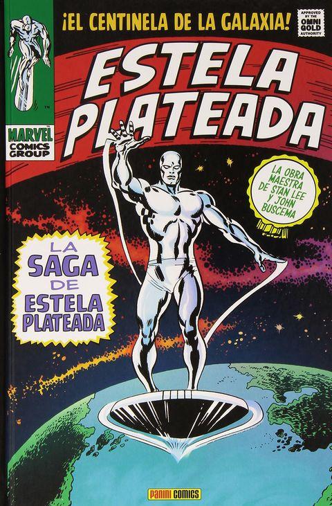 Estela Plateada. La Saga De Estela Plateada - Edición RemasterizadaTapa dura