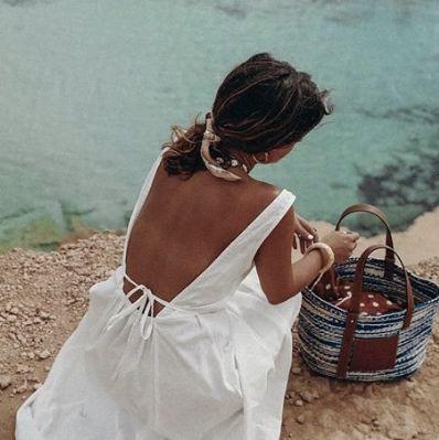 mejores looks e ideas para vestir en la playa