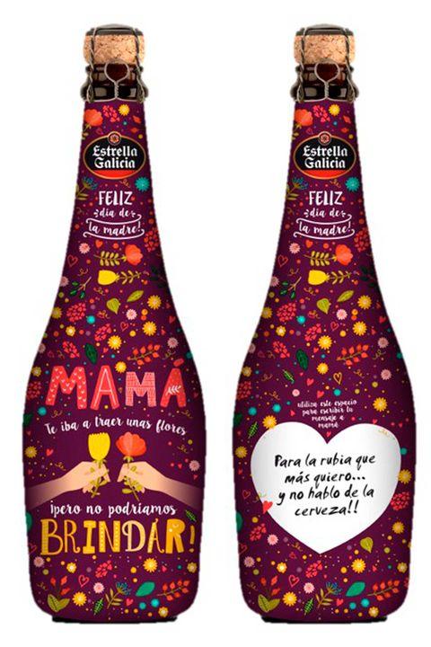 Estrella Galicia lanza una edición especial para brindar en el Día de la Madre