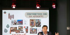 Ignacio Rivera consejero delegado de Hijos de Rivera