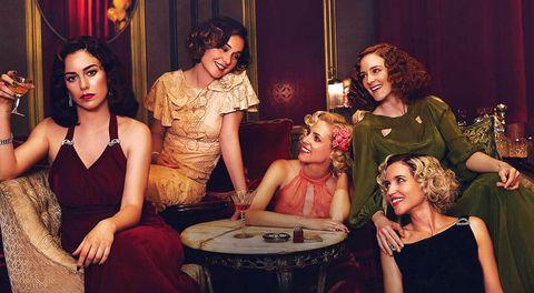 estreno series-septiembre-2018-netflix-las-chicas-del-cable