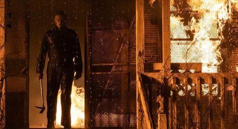 the premiere of halloween kills