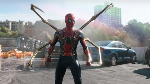 the premiere of spiderman no way home