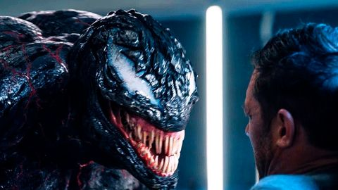 venom premiere there will be carnage