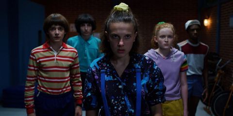 estrenos netflix julio stranger things 3