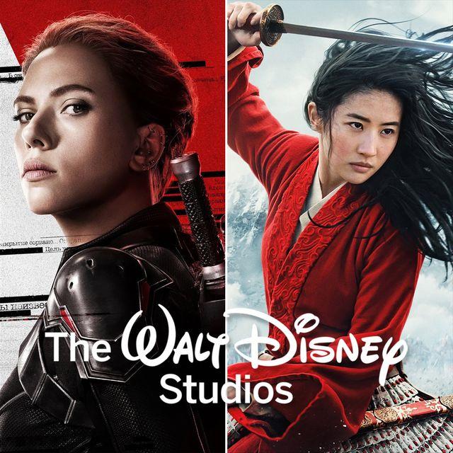 estrenos peliculas 2020 walt disney studios