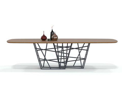 Mesas de diseño - Ideas para decorar el comedor