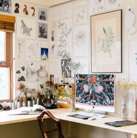 ESTUDIO LUGAR DE TRABAJO CREATIVO INSPIRACIONAL Edith Rewa portada