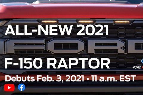 ford f 150 raptor grille