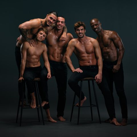 Barechested, Muscle, Human, Standing, Choreography, Human body, Photography, Chest, Flesh, Bodybuilding,