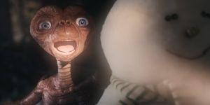 E.T. Xfinity kerstreclame