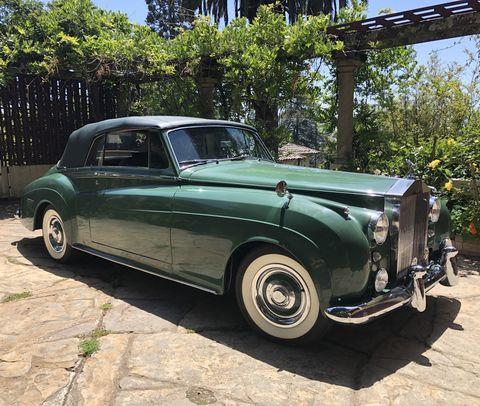 Elizabeth Taylor Rolls-Royce