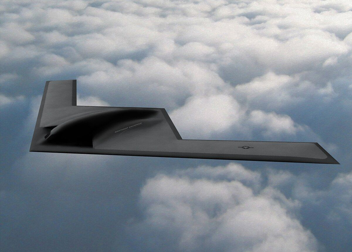 The B-21 Bomber Could Be the Coolest Plane Ever