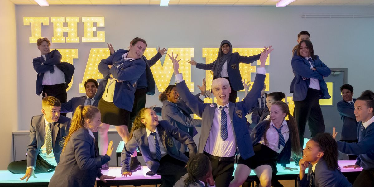 Max Harwood Brings His Big Heart to 'Everybody's Talking About Jamie'