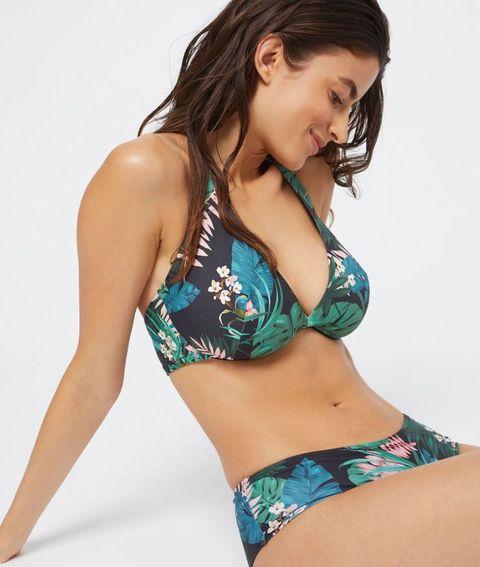 Los 9 Bikinis Para Tallas De Top Y Copas De Pecho Grandes De Etam