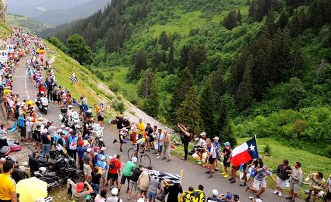 L'etape du tour, tour de france, arne hulstein, win de rit van je leven