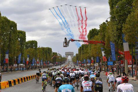 Voorbeschouwing Tour de France - Etappe 21 2019 - Bicycling
