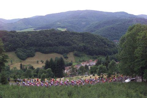 Tour de Francee Etappe 5