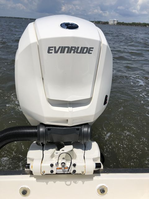 Evinrude's New E-TEC G2 150 Is A Two-Stroke Marvel