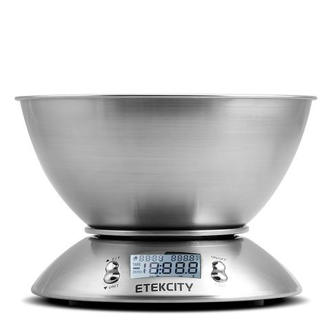 Etekcity Multifunction Food Scale with Removable Bowl