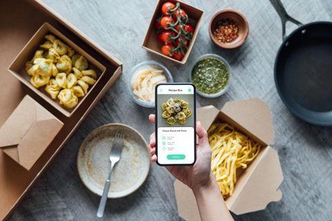 maaltijd van restaurants die eten bezorgen in amsterdam