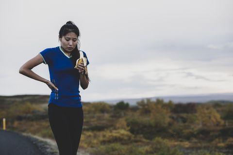 voeding, eten, late training, vroege training, ochtend, hardlopen, runnersworld, Runner's World, runnersweb