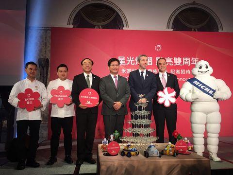 《臺北臺中米其林指南 2020》將於 8 月 24 日於臺中公布