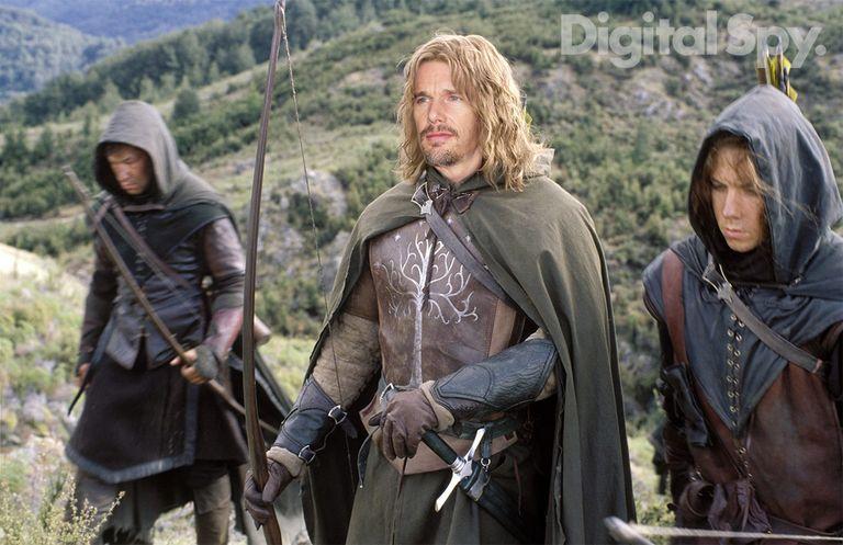 Faramis Ethan Hawke El señor de los anillos