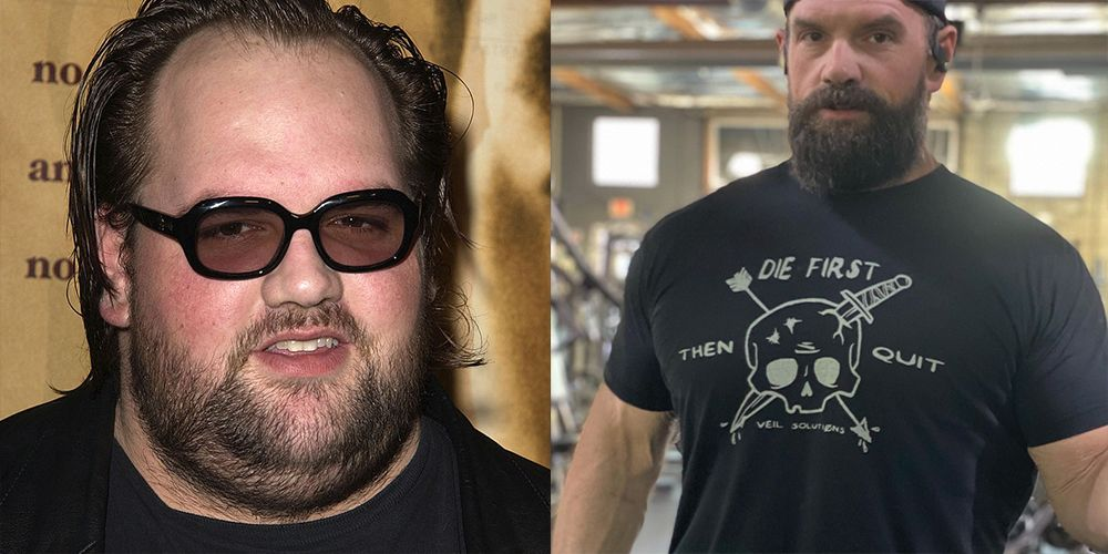 Actor Ethan Suplee Reveals How He Lost 200 Pounds
