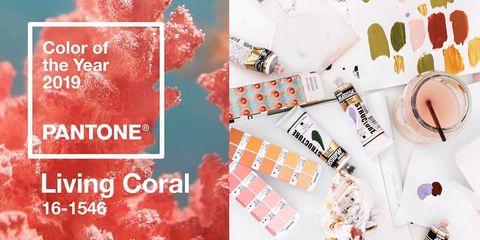 PANTONE,活珊瑚橘,人物專訪,彩通,色彩權威,Living Coral,色彩學,色彩,Leatrice Eiseman