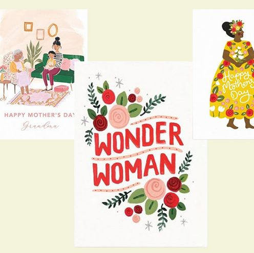 ethical mother's day cards 2021