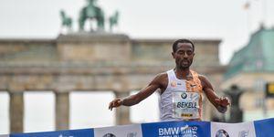 Kenenisa Bekele, a dos segundos del récord mundial de Kipchoge en Berlín