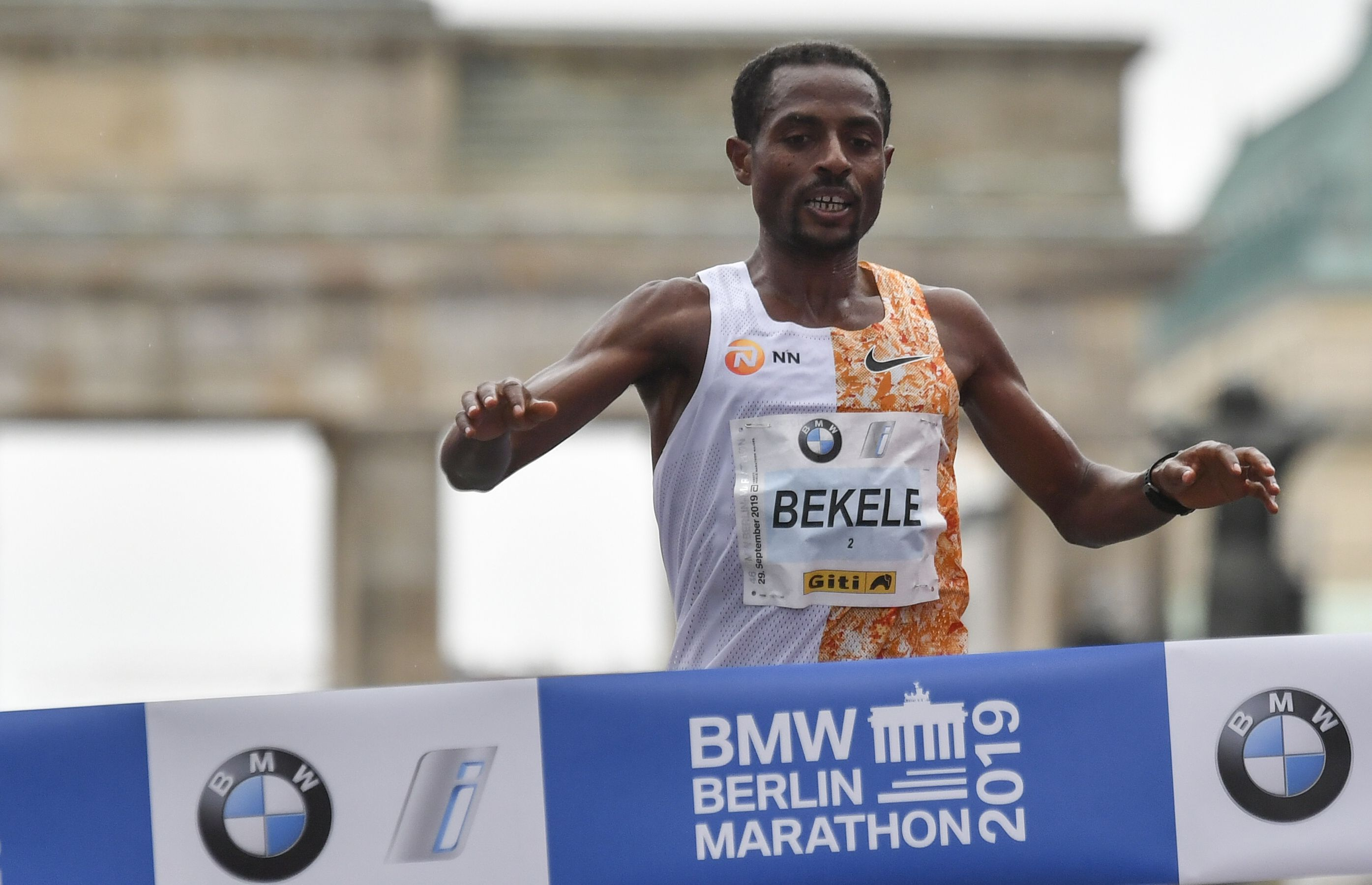 Image result for half marathon berlin winner 2019