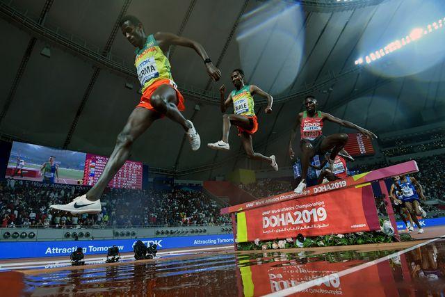 athletics world 2019