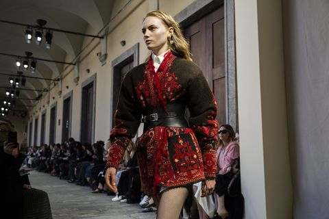 6c16fdef31 Milan Fashion Week February 2019: The Best Shows