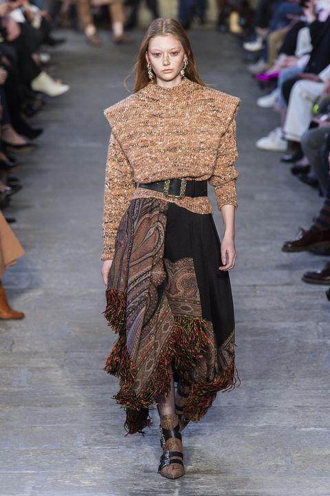 Accessori moda 2020 cintura texana
