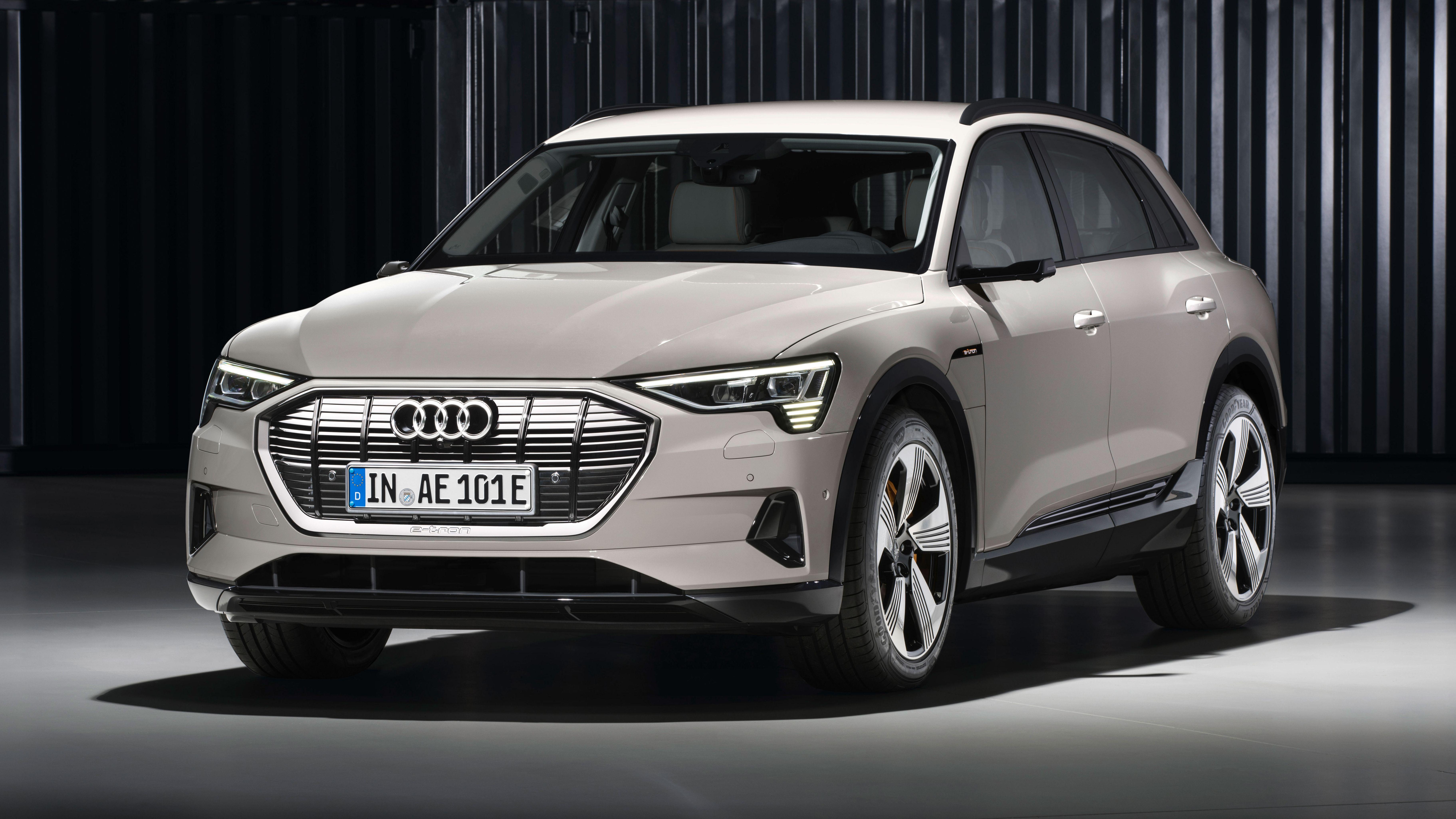 Audi E Tron Release Audi Electric Car