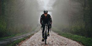 8 Redenen om in de regen te gaan fietsen