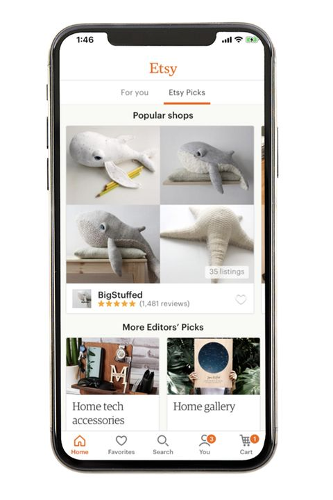 Etsy - Best Clothing Apps