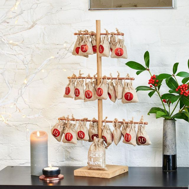 11 fill your own advent calendars — best advent calendars