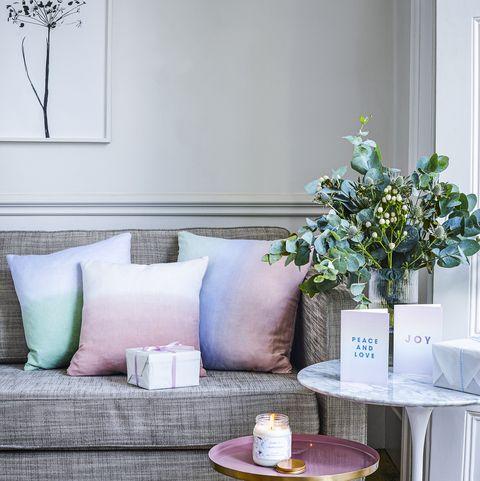 Olivia Rubin launches technicolour interiors range