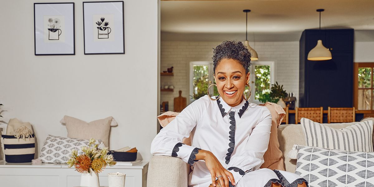 Tia Mowry Releases Etsy Home Decor Collection