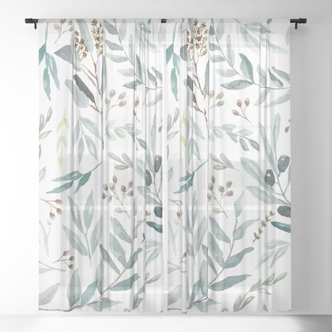10 Best Curtains For Any Home Where, Sheer Patterned Curtains Nz