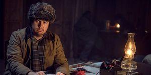 Josh McDermitt as Dr Eugene Porter, The Walking Dead