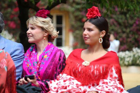 Eugenia Martínez y Tana Rivera