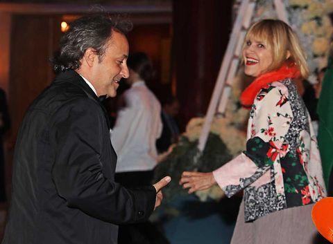 Famosos en el ballet de 'El cascanueces' en la gala anual del Teatro Real de Madrid