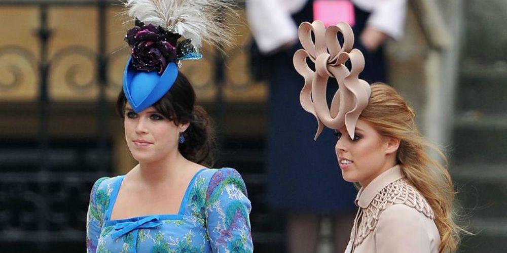 Prinses Eugenie en Prinses Beatrice