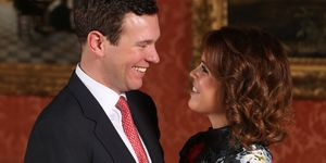 Princess Eugenie with Jack Brooksbank
